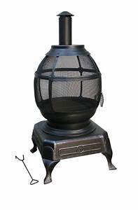 Potbelly Stove Outdoor Fireplace