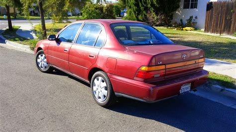 Toyota Corolla 1993 by 1993 Toyota Corolla Overview Cargurus