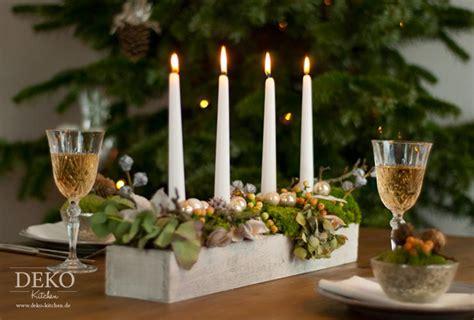 Weihnachtsdeko Basteln 2015 by Weihnachtsdeko Basteln Tischdeko Mit Weihnachtlichem