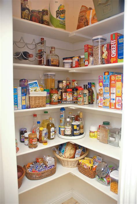 Pantry Storage Ideas by C Slinkard My Food Now Looks Pretty