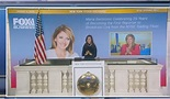Maria Bartiromo Rings NYSE Virtual Opening Bell to Mark 25 ...