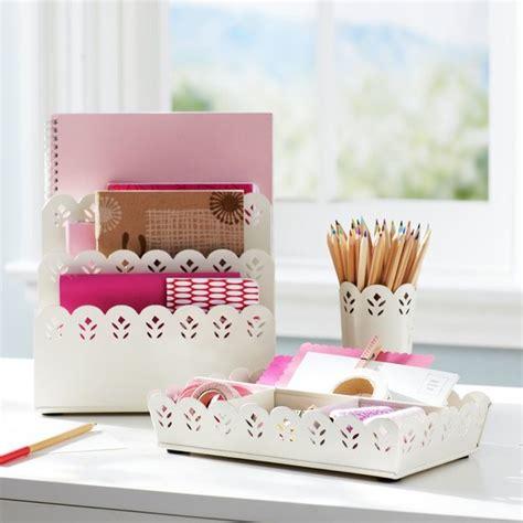 cute desk accessories pretty petals desk accessories contemporary desk