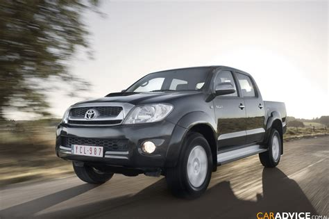 toyota hilux global debut  caradvice