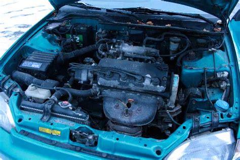 1992 Honda Civic Vx, All Stock, Original Vtec-e Engine