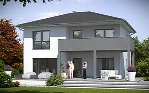 Moderne Häuser Walmdach : fertighaus next emondi schl sselfertiges g nstig ~ Markanthonyermac.com Haus und Dekorationen