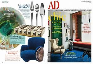 Ad Architectural Digest : moonlight kaleidoscope coffee table by rue monsieur paris in ad architectural digest magazine ~ Frokenaadalensverden.com Haus und Dekorationen