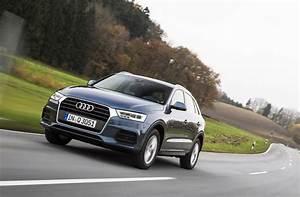 Audi Q3 Restylé : audi q3 restyl il peaufine ses arguments photo 3 l 39 argus ~ Medecine-chirurgie-esthetiques.com Avis de Voitures