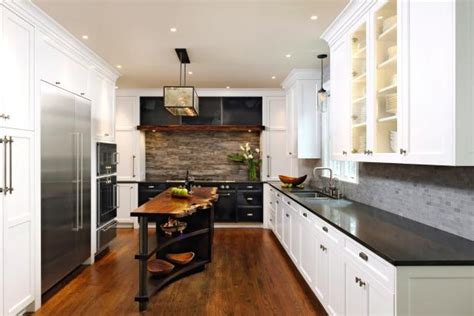 rustic industrial kitchen  hgtv