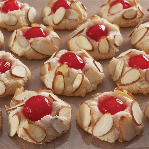Thumbprint cookies filled with jam and rolled in chopped nuts, these thumbprints are easy, delicious. Chewy Almond Cookies   Recipe in 2020   Almond meal cookies, Almond paste cookies, Italian ...
