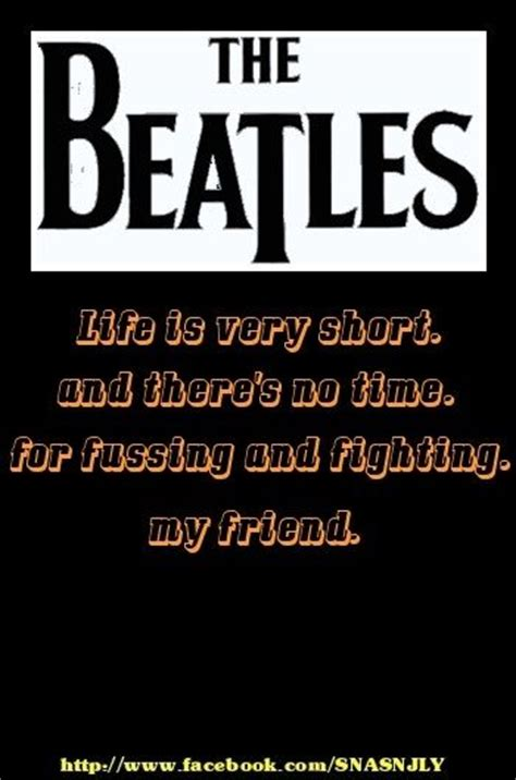 top beatles song quotes quotesgram