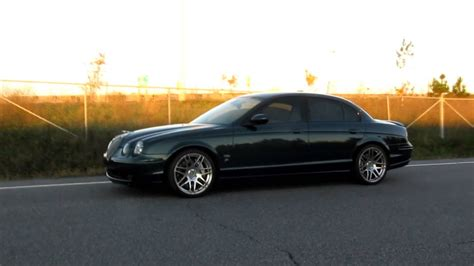 Jaguar S-type R Exhaust Clip Supercharged, Full Bolt Ons