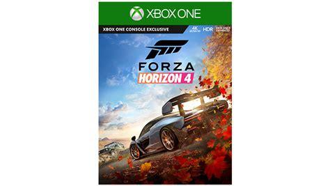 Xbox One X Forza Horizon 4 Bundle 1tb Xbox