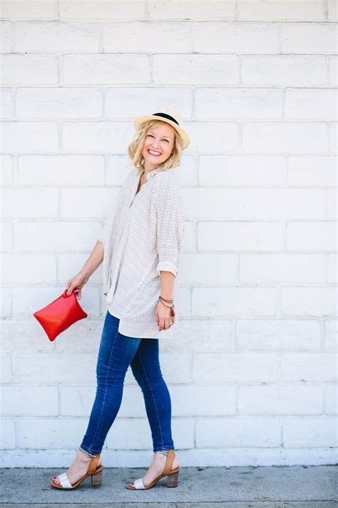 Camille Styles & The Effortless Chic  Working Mom Style