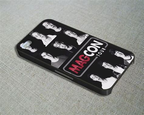 Magcon Boys Collage iPhone 4S Case iPhone 5 Case by ...