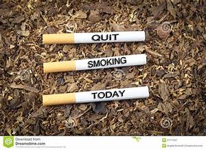 Quit Smoking Today Royalty Free Stock Photography - Image ...