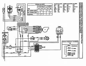 Wiring Diagram Diagram  U0026 Parts List For Model Pac75