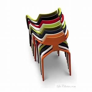 Fauteuil plastique design et fauteuils plastique for Fauteuil plastique design