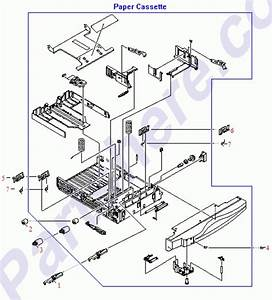 Hp Officejet 4500 Parts Diagram