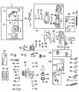 Bissell 8930 Parts List And Diagram   Ereplacementparts Com