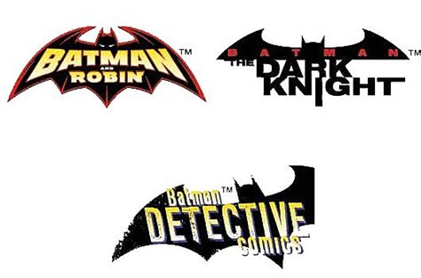 Dc's 'the New 52′ Logos
