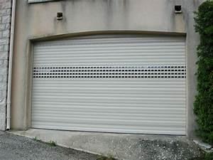 Volet Roulant Garage : alzur fr ~ Melissatoandfro.com Idées de Décoration