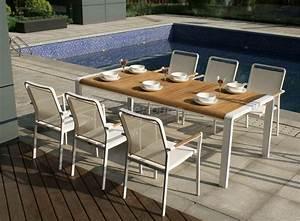 Table De Jardin Exterieur : table et chaise de jardin resine les cabanes de jardin ~ Premium-room.com Idées de Décoration