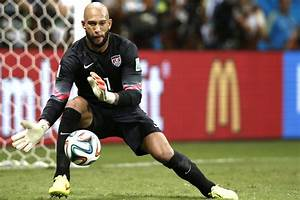 US goalie Tim Howard heroic, meme-inspiring in defeat ...