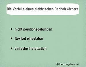 Heizkörper Funktioniert Nicht : mit diesen vorteilen berzeugen elektrische badheizk rper ~ Frokenaadalensverden.com Haus und Dekorationen