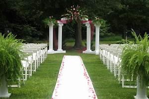 11 Outdoor Wedding Decoration Ideas Party Ideas