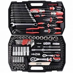 Kfz Werkzeug Set : werkzeug set kfz 122 teilig yt 3890 im werkzeugkoffer test 4 7 5 ~ Yasmunasinghe.com Haus und Dekorationen