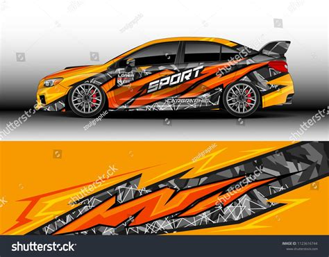 Daihatsu Backgrounds by Car Wrap Graphic Racing Abstract Background For Wrap And