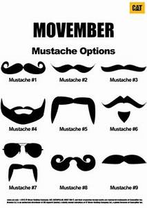 Movember on Pin... Movember Mustache Quotes