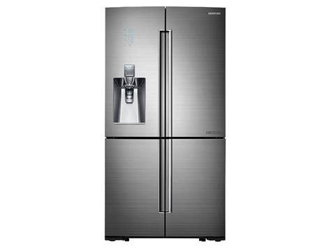 samsung counter depth door refrigerator 24 cu ft counter depth 4 door flex chef collection