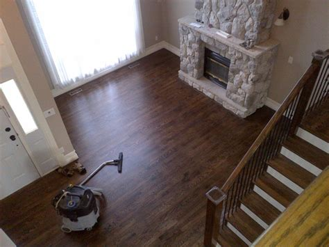 Staining Hardwood Floors Darker by Ahf Hardwood Floor Ltd Photo Gallery 2014 Coquitlam