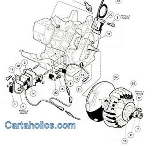 Club Car Precedent Battery Wiring Diagram Cartaholic Golf Cart by Cartaholics Golf Cart Forum Gt Can T Maintain High Rpm
