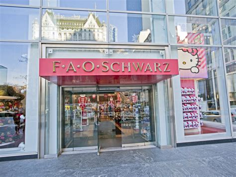 Shop with afterpay* free shipping on purchases over $49. FAO Schwarz closing in New York City because rent too high - Rolling Out