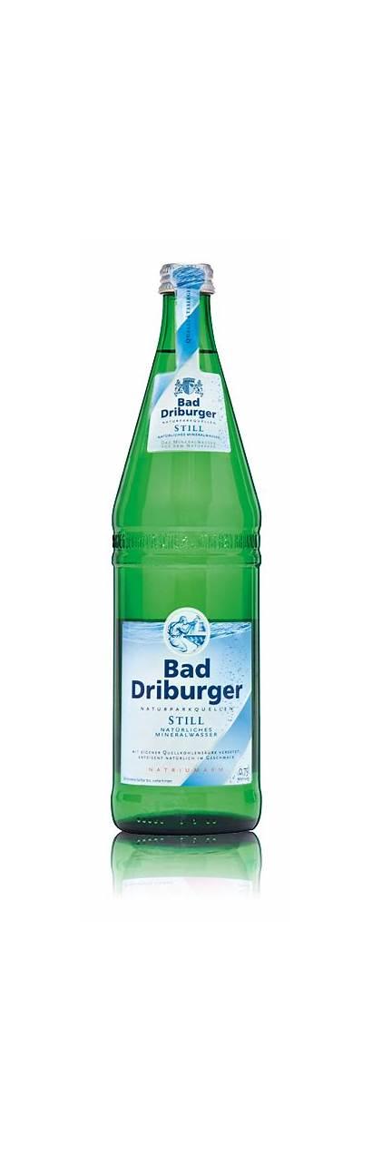 Bad Driburger Still Glas Liter