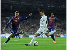 Real Madrid 12 Barcelona Another bullet straight to the