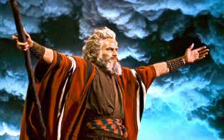 Hero From the Bible Moses