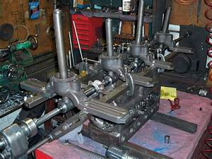 Four-cylinder Engine Build