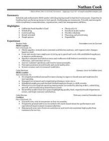 Leadership Experience Resume by Sle Leadership Resume 2016 Experience Resumes