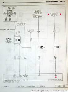 Factory Tach Wiring   - Dodge Diesel