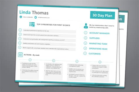 30 60 90 day template 30 60 90 day plan template flat 35 use coupon plan35