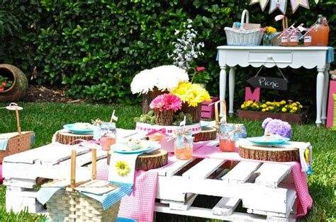 karas party ideas teddy bear picnic  birthday party