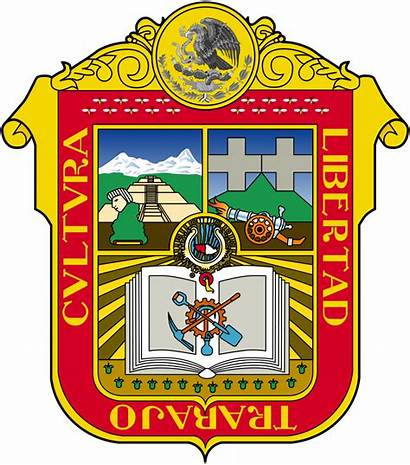 Mexico Arms Coat Svg State Pixels Wikimedia
