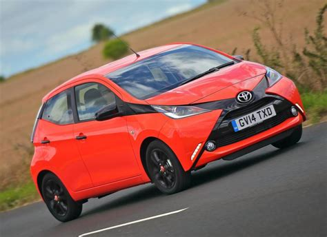 Toyota Aygo Small Car Arrives In India For R&d Purpose