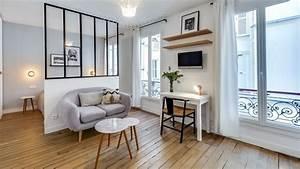 Appartement Paris Marais Un 25 M2 Multifonction Ct