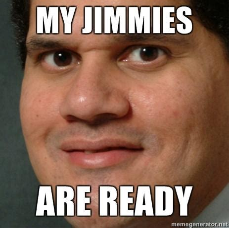 Meme Jimmy - that really rustled my jimmies know your meme