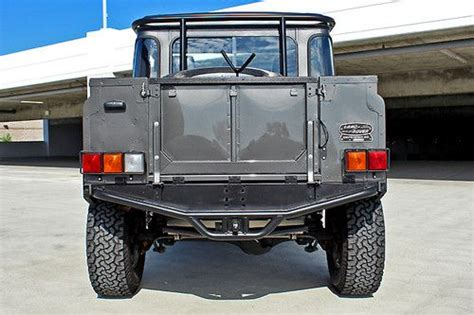 sell   land rover defender   pickup custom