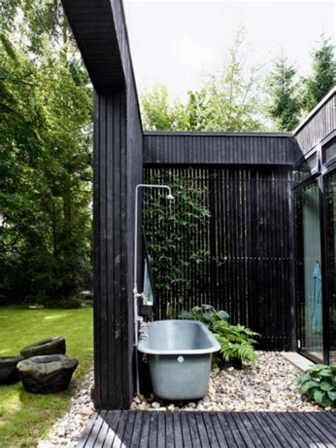 outdoor toilet plans 45 outdoor bathroom designs that you gonna love digsdigs